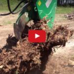 Trevi Benne Root Stump Cutter