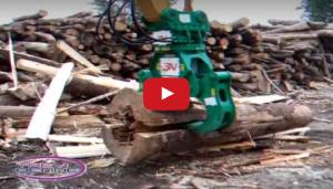 Trevi Benne Wood Splitter